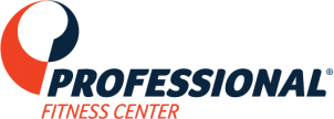 Professional Fitness Center Logo